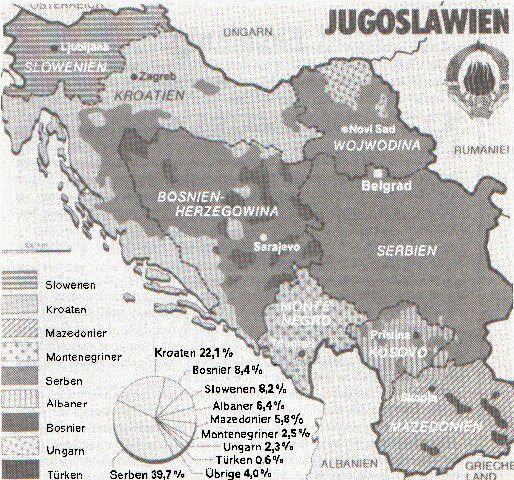 Jugoslawien Karte Früher.Duncan Blackie U A Der Zerfall Jugoslawiens Und Der Krieg Auf Dem